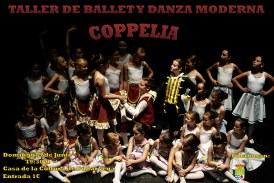 Actuación del Taller de Ballet