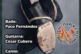 Última Actuación de la temporada en la Peña Flamenca Frasquito Yerbabuena