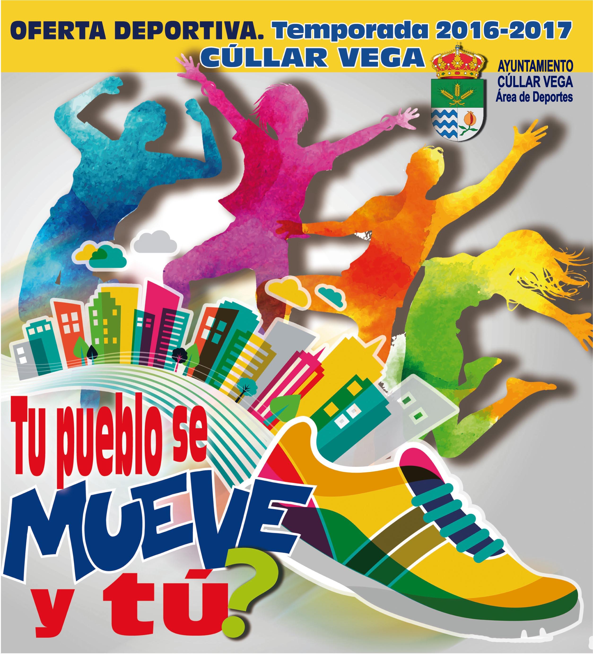 Oferta Deportiva Cúllar Vega Temporada 2016/2017