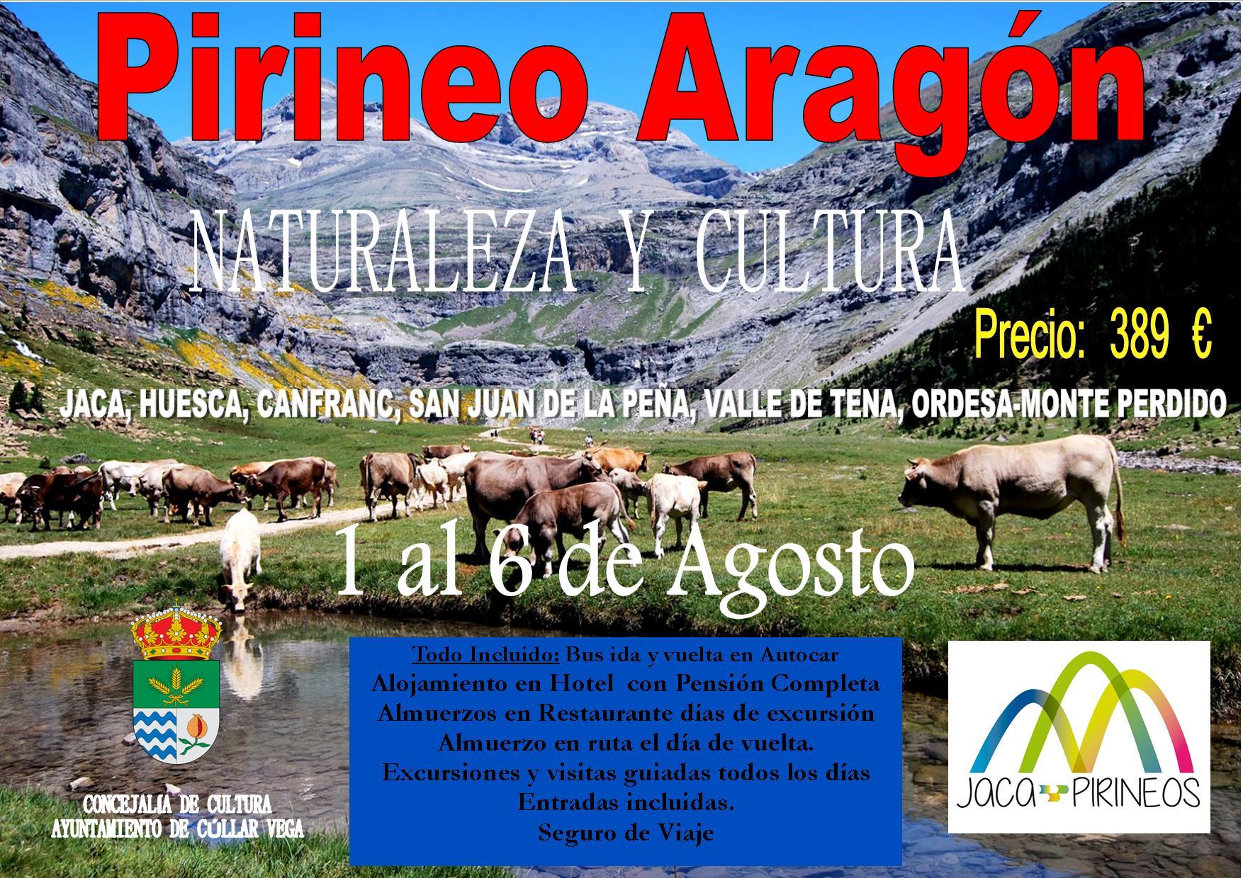 Viaje al Pirineo Aragonés