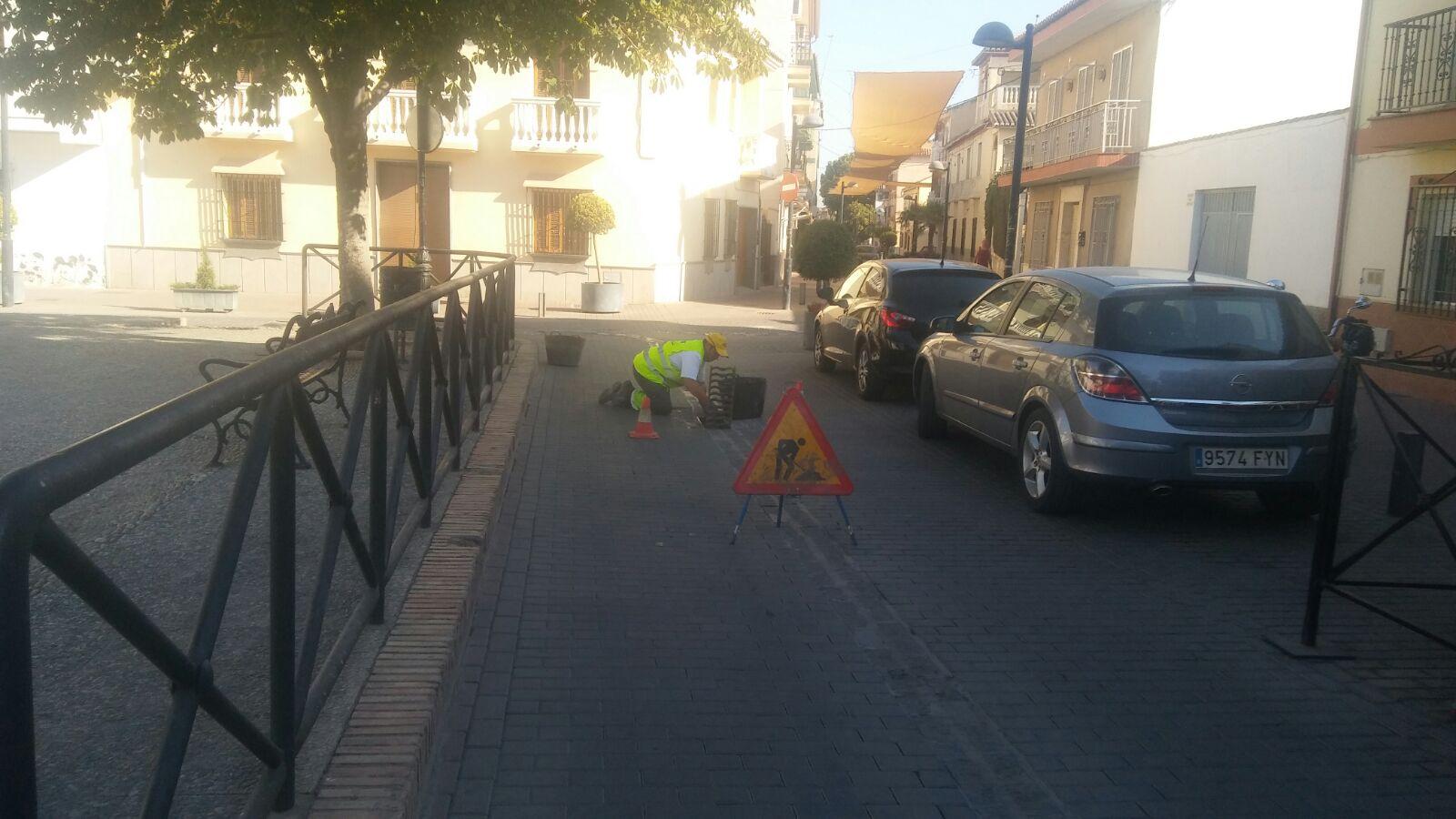 Campaña de Limpieza de Imbornales en el Municipio