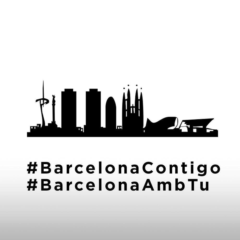 Concentración Repulsa Atentados de Barcelona