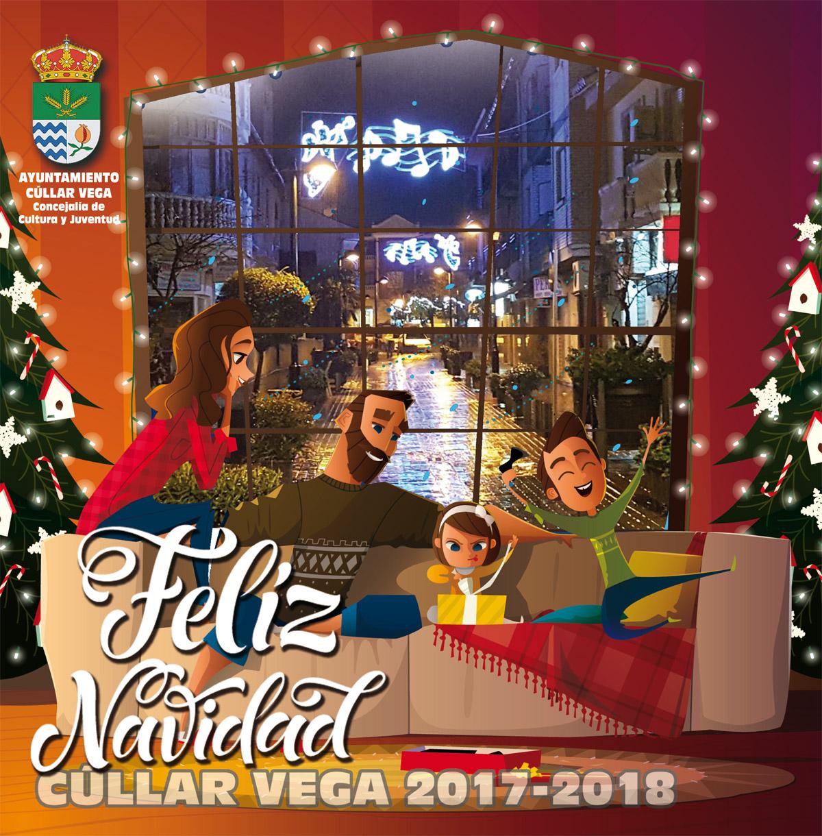Navidad 2017-2018 Agenda de Actividades