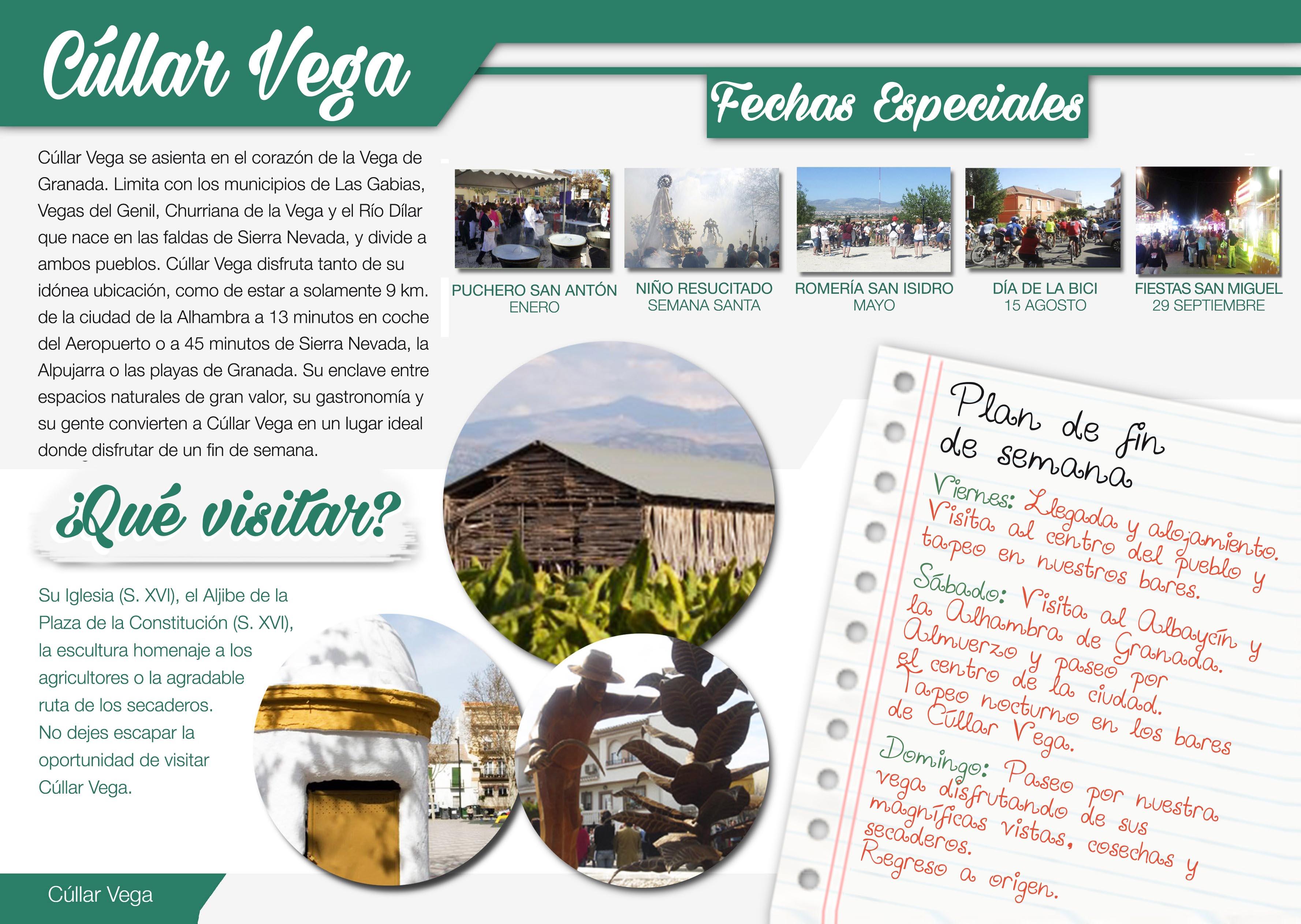Folleto Turismo español 2