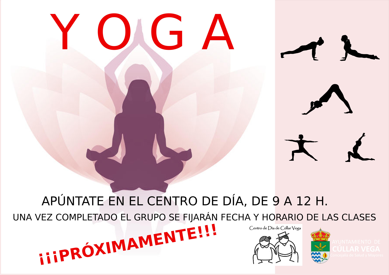 Yoga para mayores en el Centro de Día