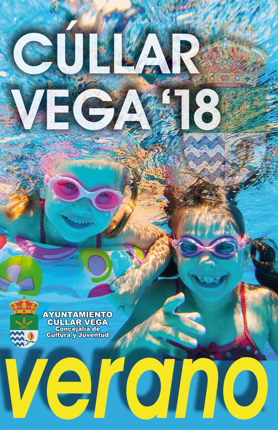 Programación Verano 2018 en Cúllar Vega