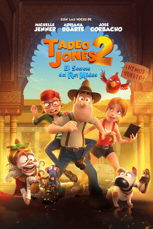 Nueva Fecha Cine: Tadeo Jones 2