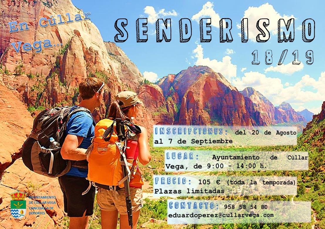 SENDERISMO FAMILIAR. TEMPORADA 18/19