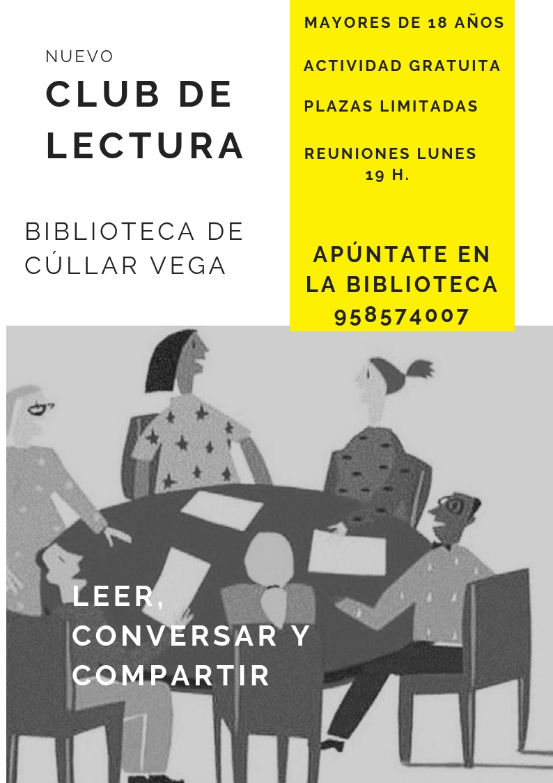 Club de Lectura en la Biblioteca