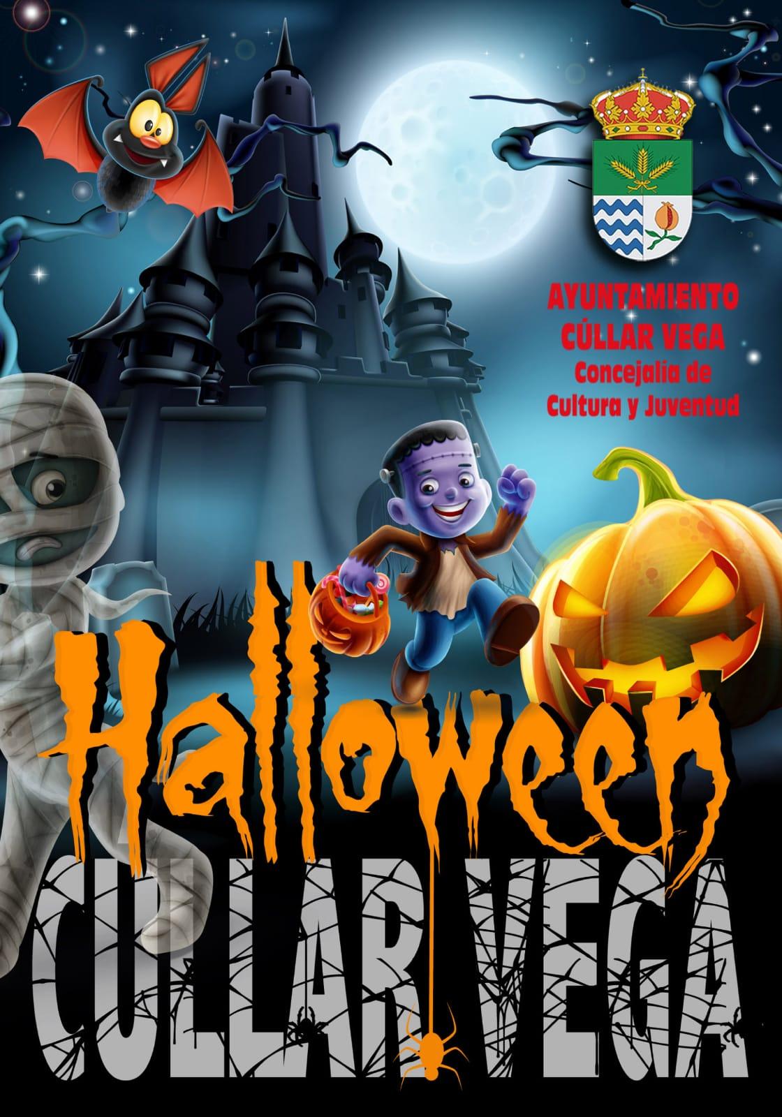 Programación Halloween 2018