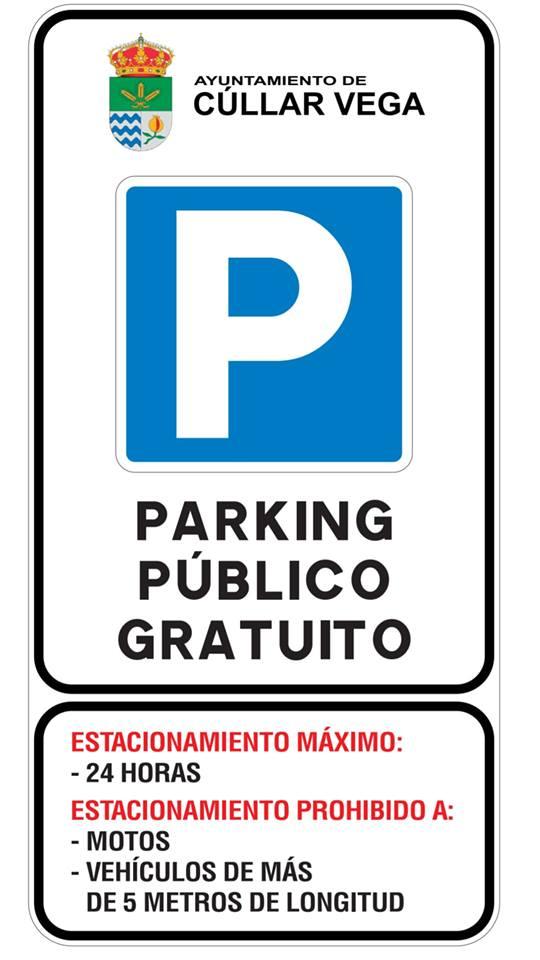 Nuevo Parking Público de Cúllar Vega