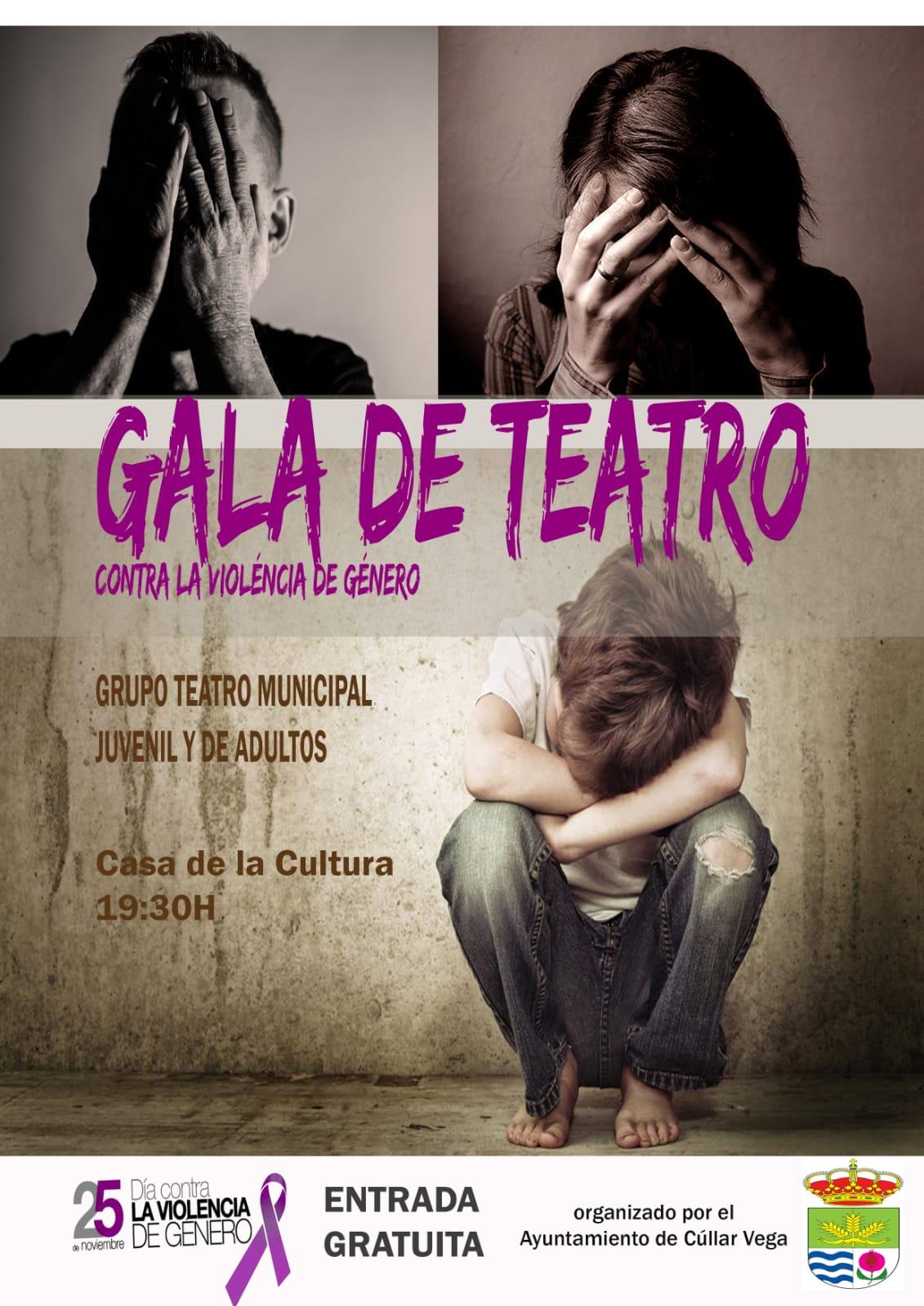 Gala de Teatro contra la Violencia de Género