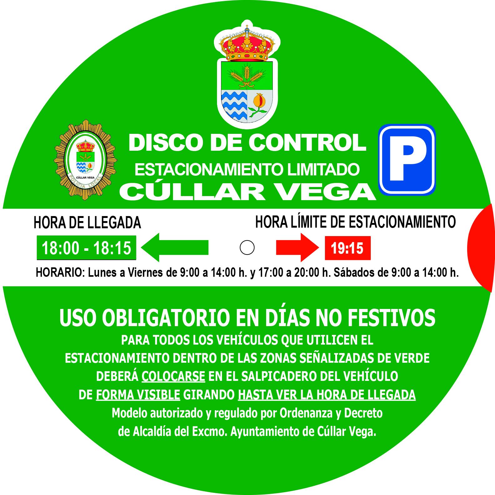 Estacionamiento Rotatorio Zona Comercial