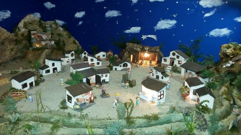 Cúllar Vega premiará a las mejores fachadas navideñas y belenes
