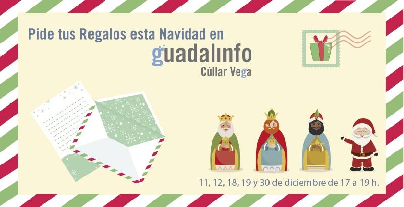 Escribe tu Carta a los Reyes Magos o Papa Nöel en Guadalinfo