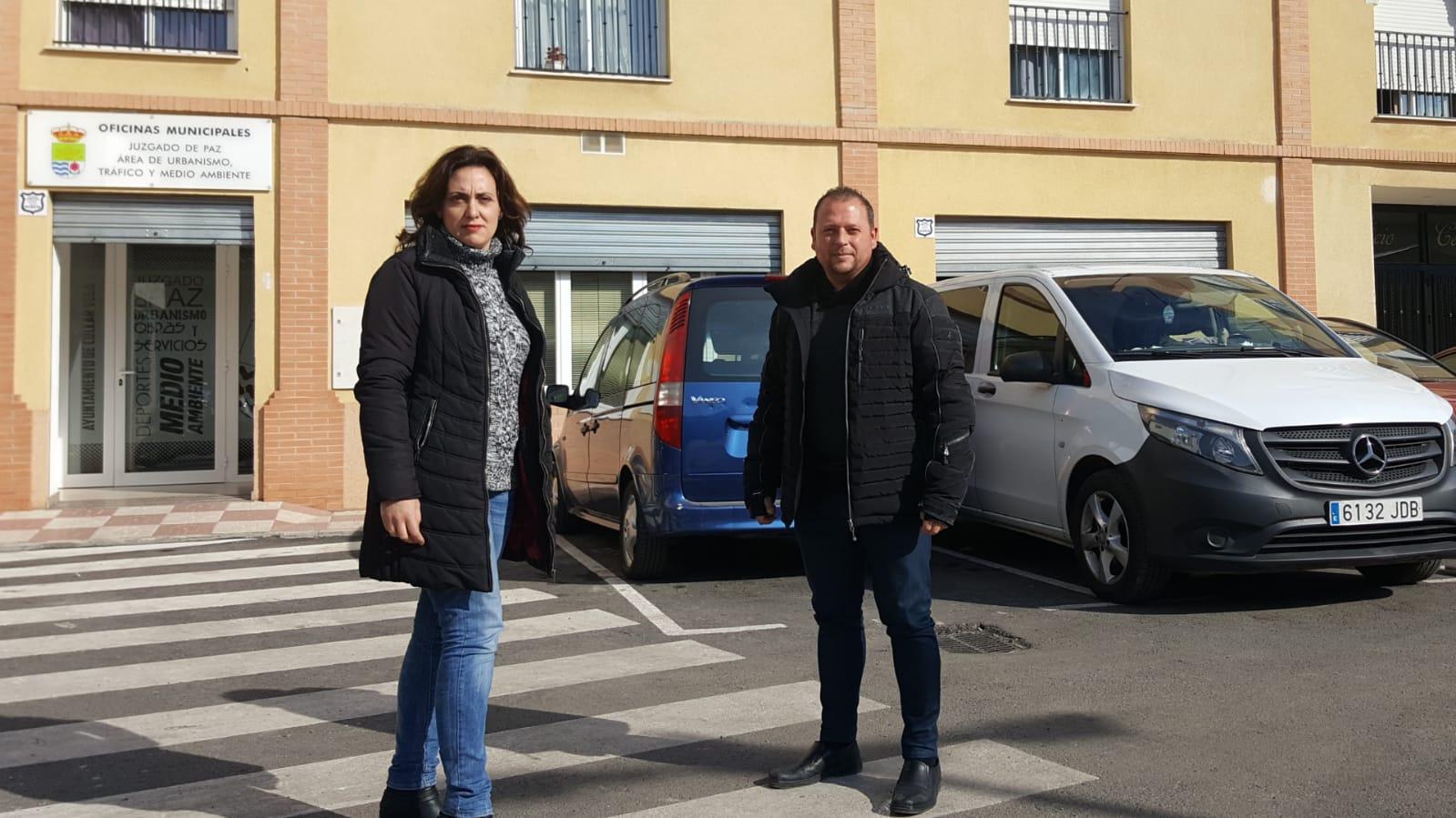 Cúllar Vega aumenta su patrimonio inmobiliario con la adquisición de tres nuevos locales