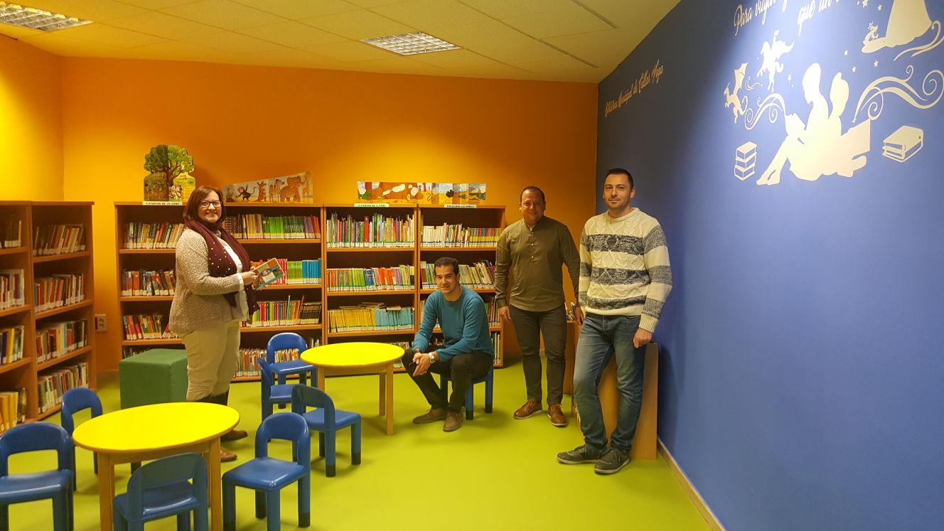 Cúllar Vega premia a sus servicios municipales de Guadalinfo, biblioteca y ayuda a domicilio