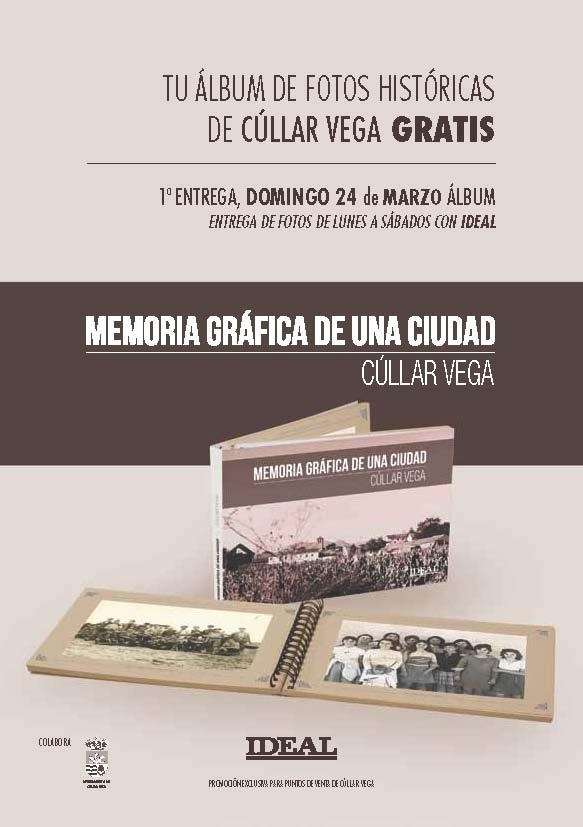 Fotos Históricas gratis de Cúllar Vega a partir del 24 de marzo