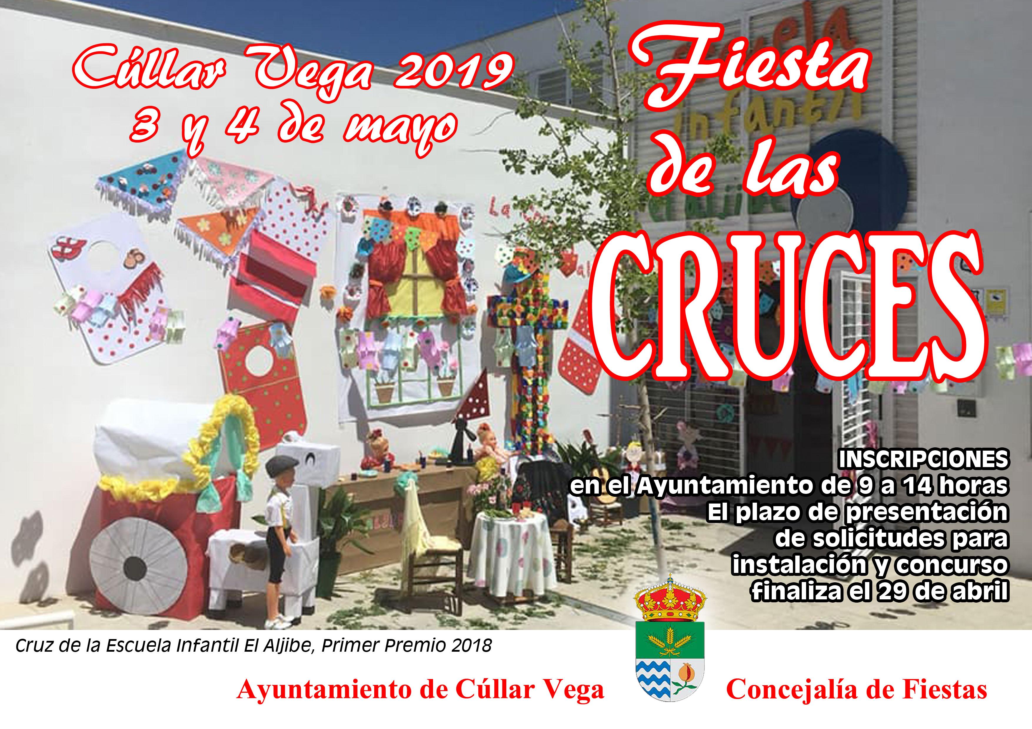Cruces Premiadas en el Concurso de Cruces de Mayo 2019