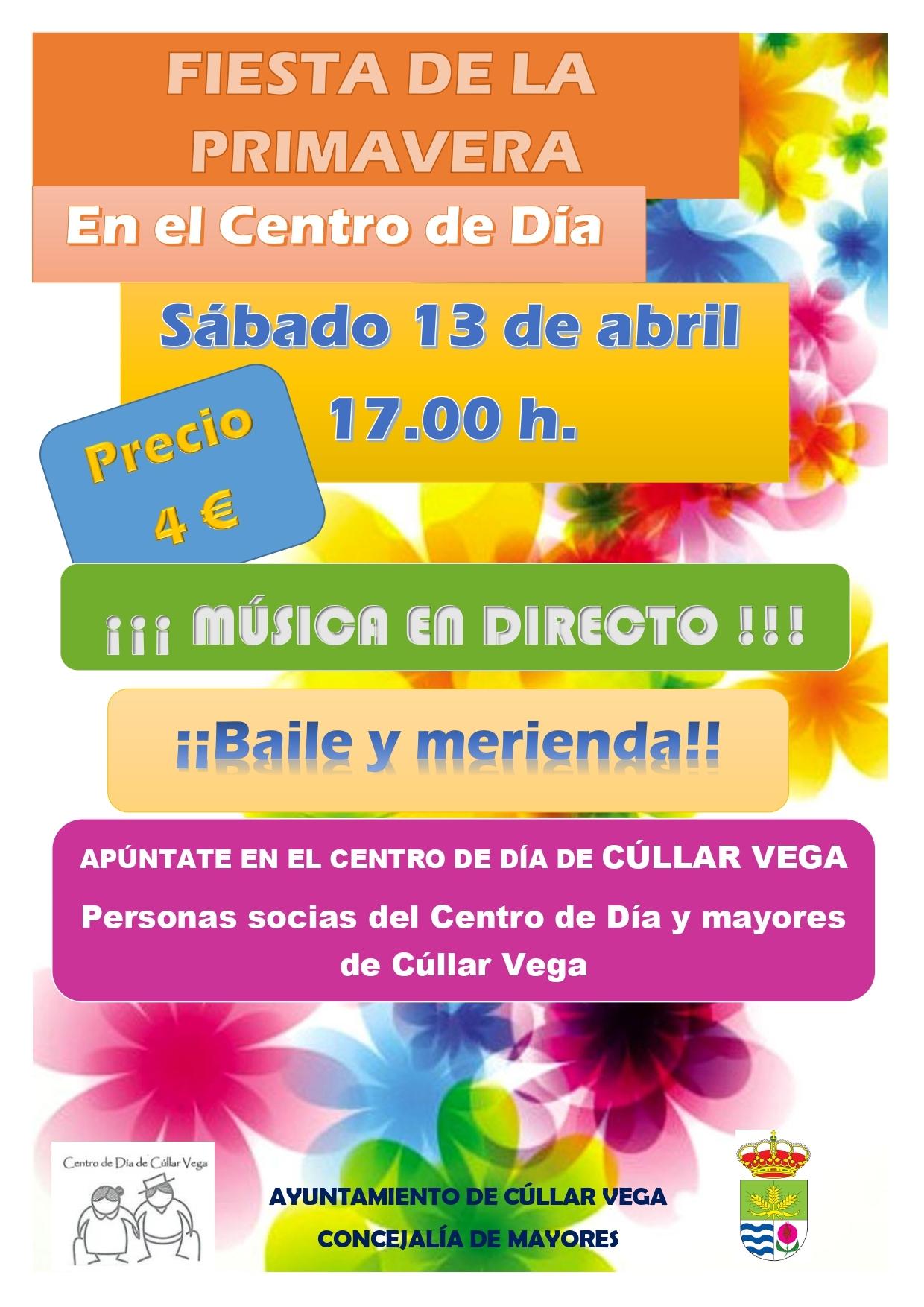 Fiesta de la Primavera en el Centro de Día