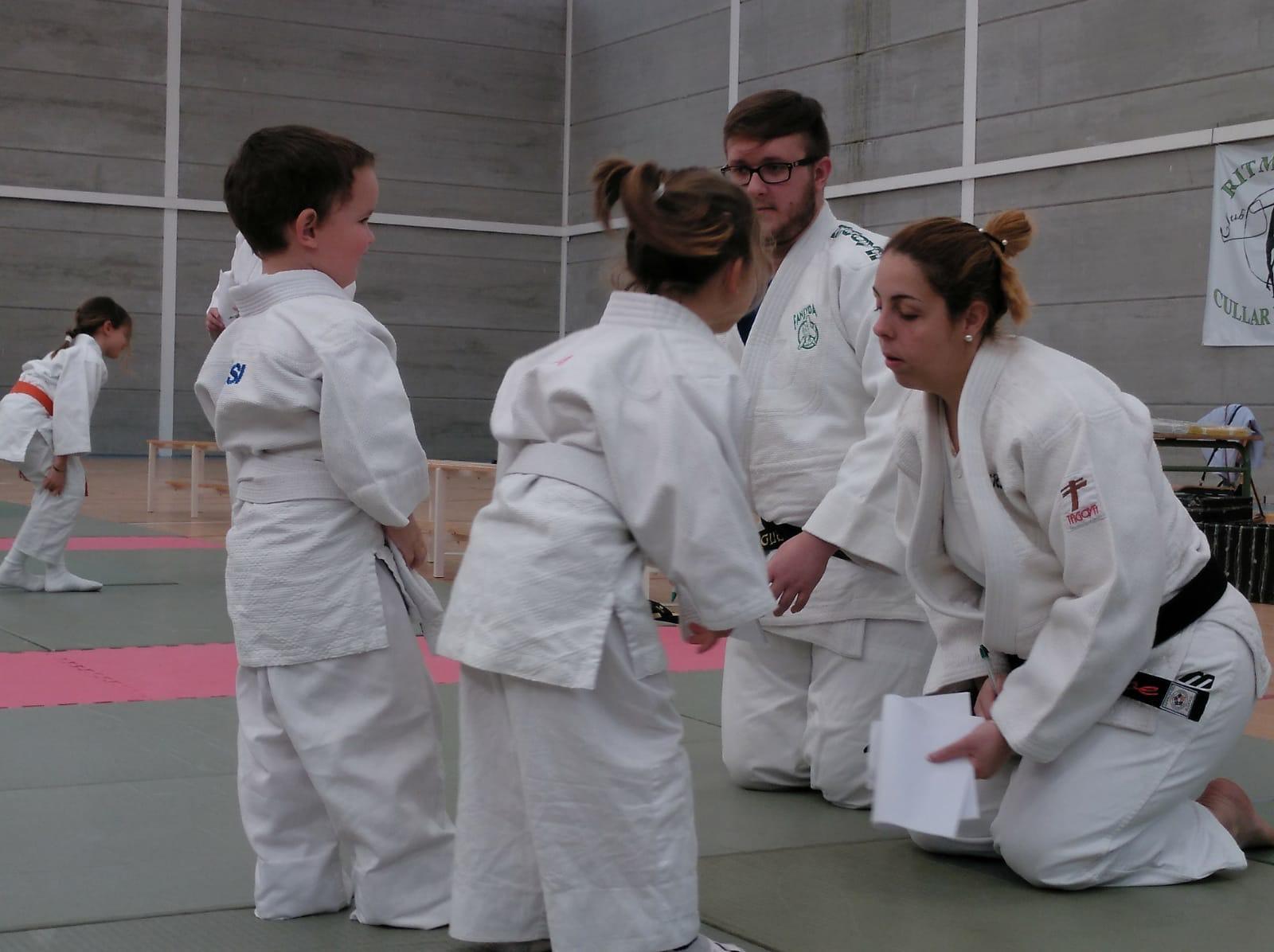 Más de 300 jóvenes deportistas participarán este domingo en el I Trofeo de Judo de Cúllar Vega