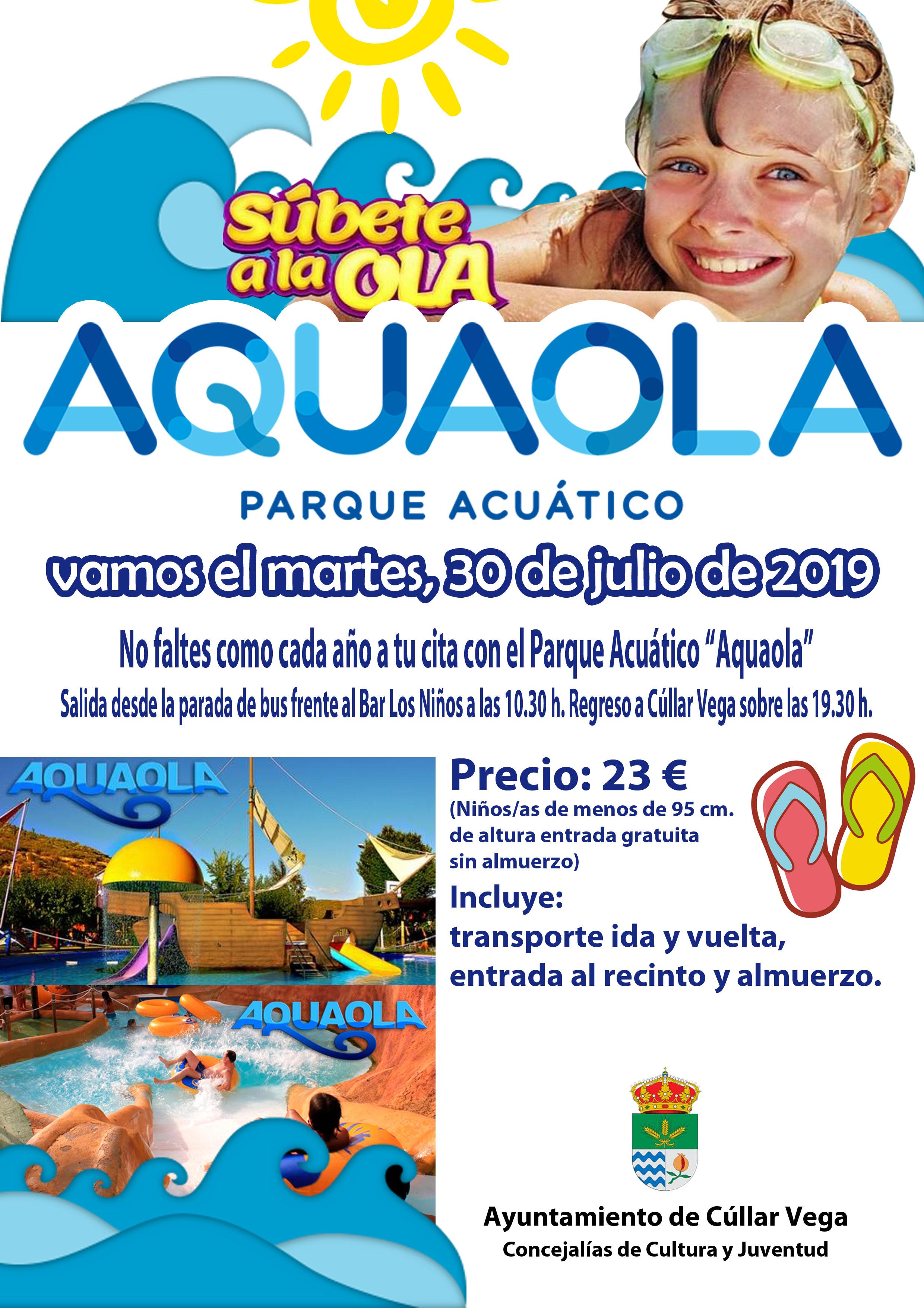 Día en Aquaola