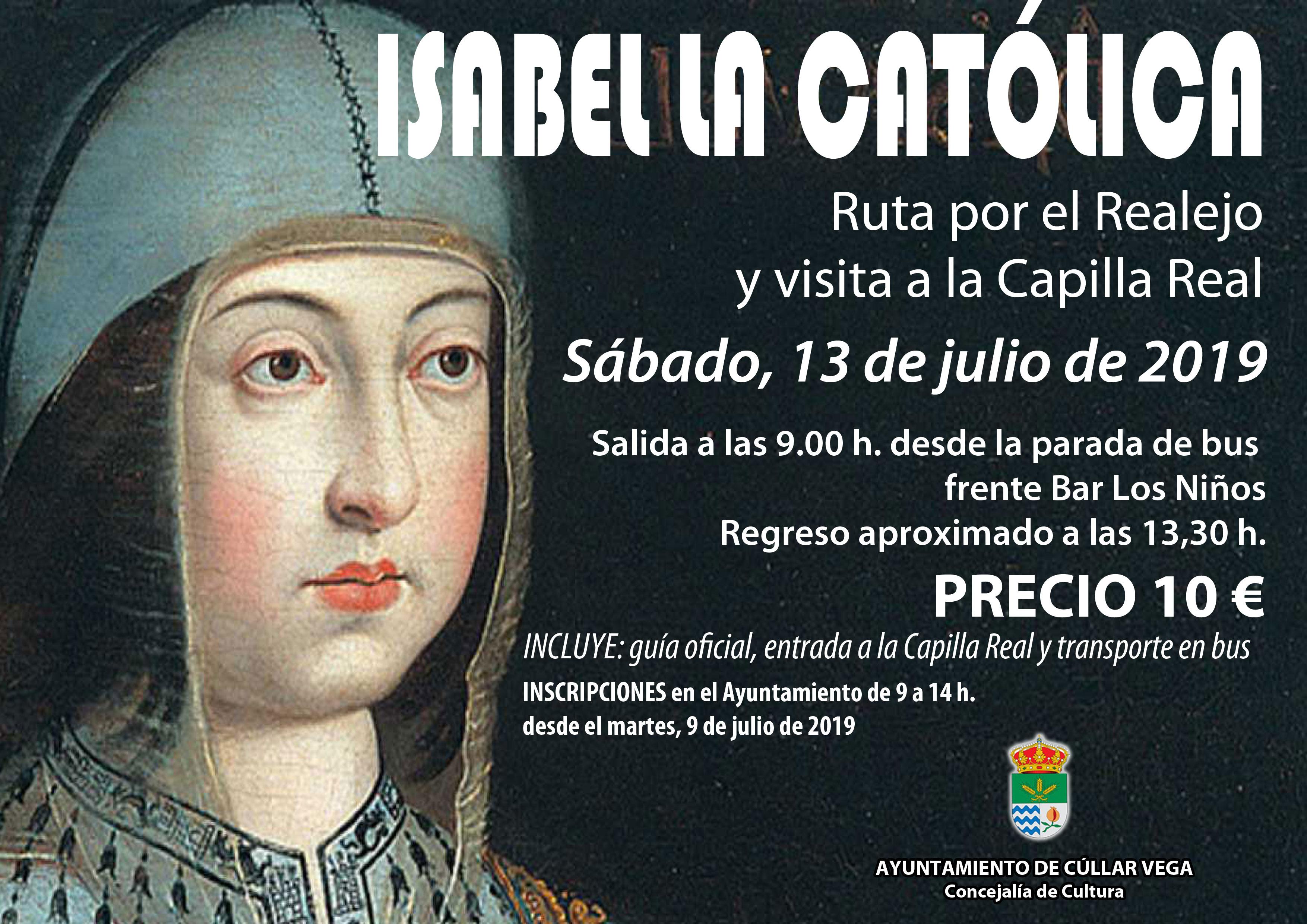 Ruta Cultural Isabel La Católica