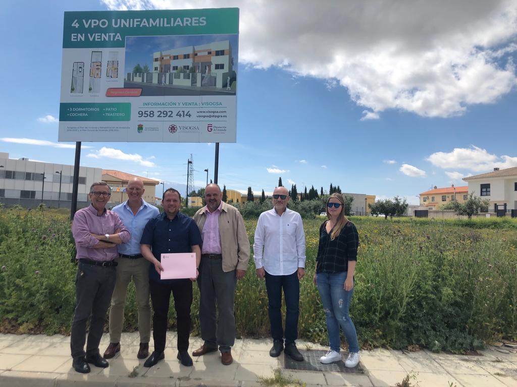 El Ayuntamiento presenta las nuevas viviendas, que los interesados podrán solicitar hasta el 30 de agosto