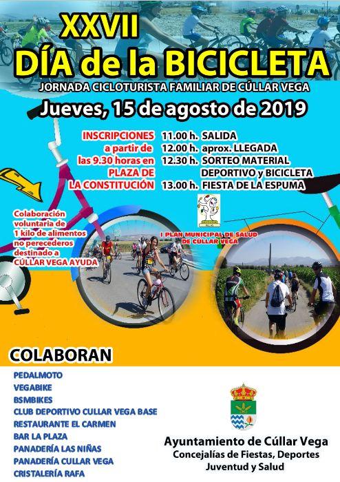 XXVII Edición del Día de la Bicicleta