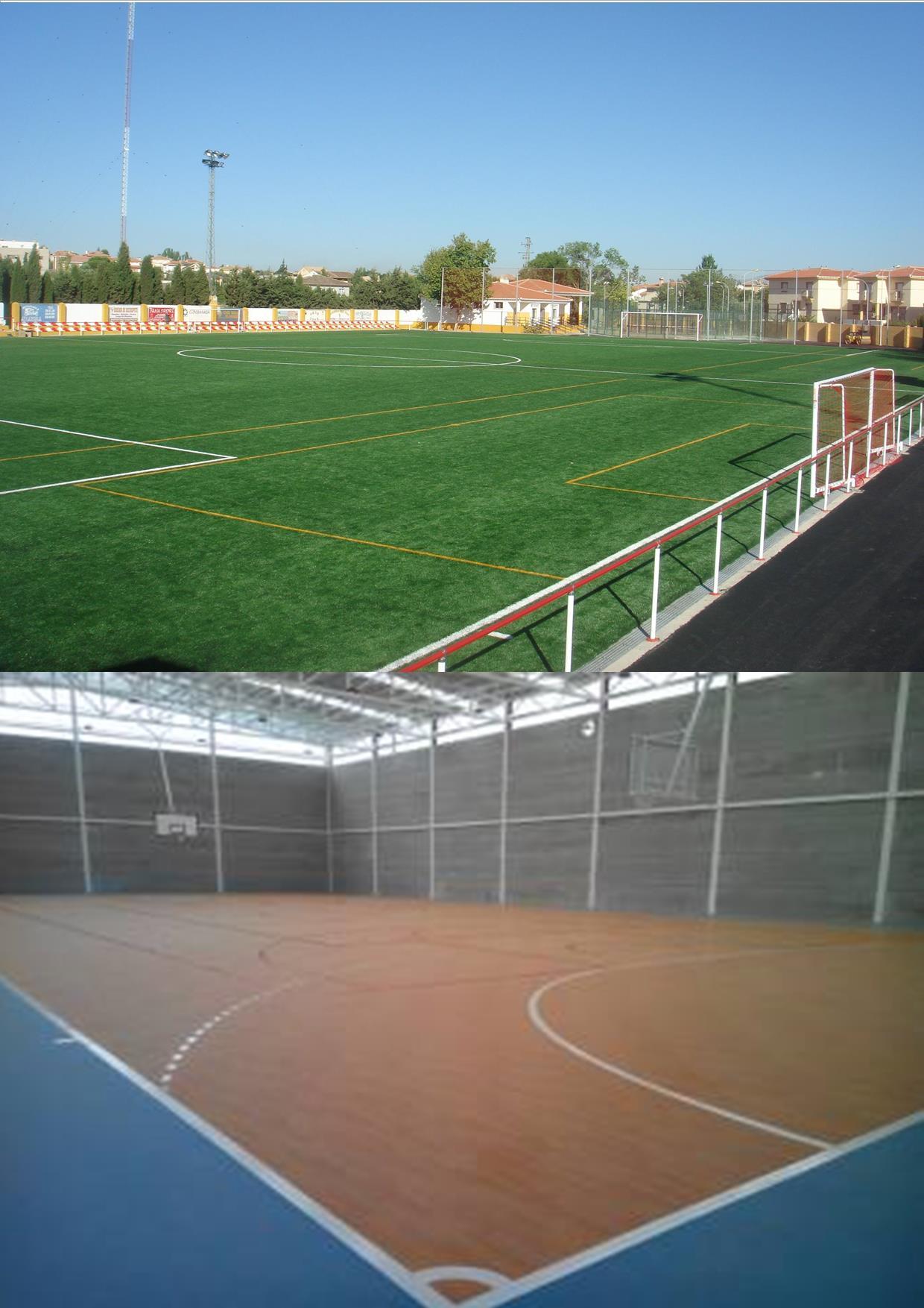 Horario Instalaciones deportivas Puente de la Inmaculada y Constitución