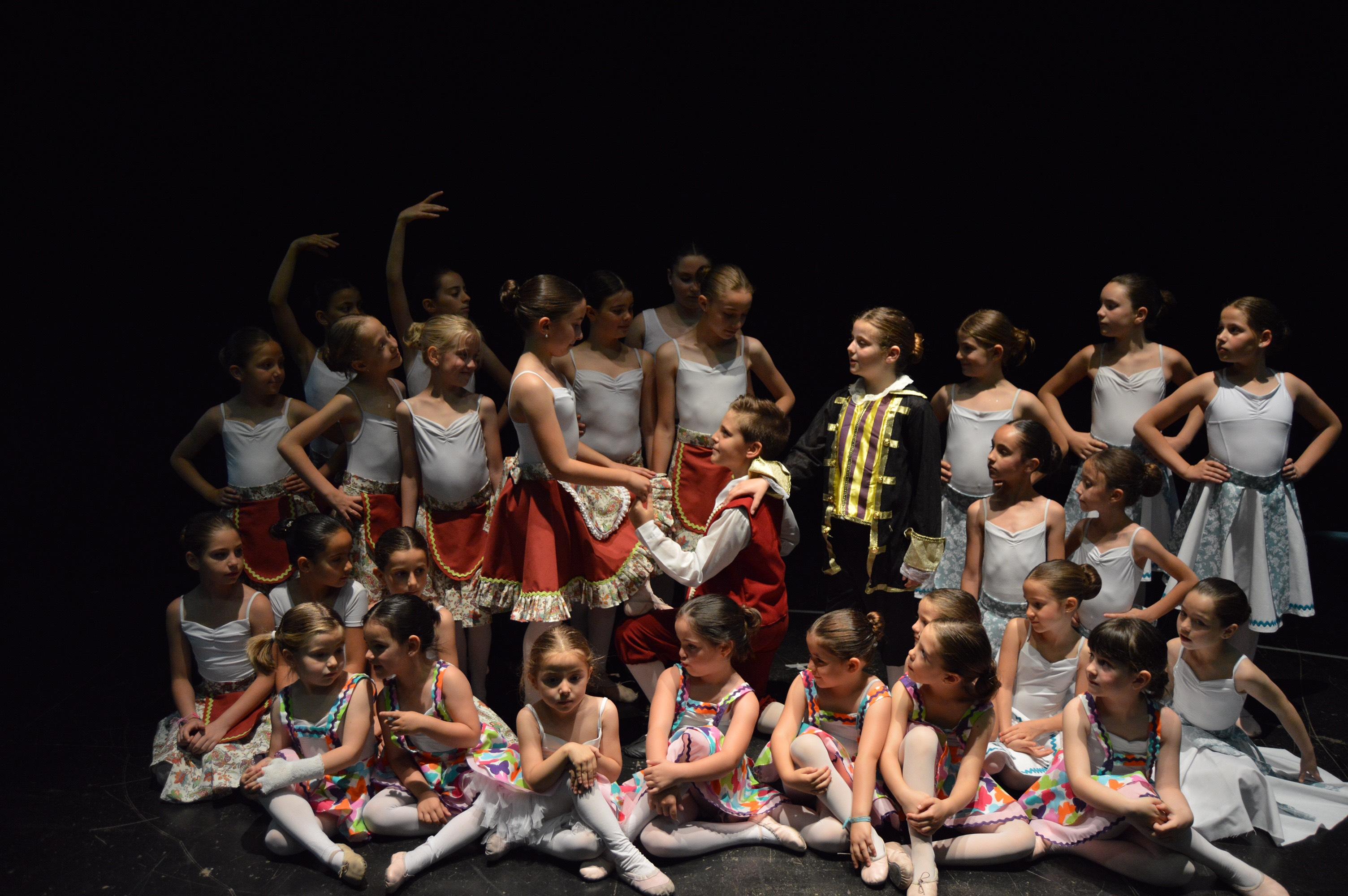 Ballet, teatro o  'patchwork', entre los talleres culturales de Cúllar Vega