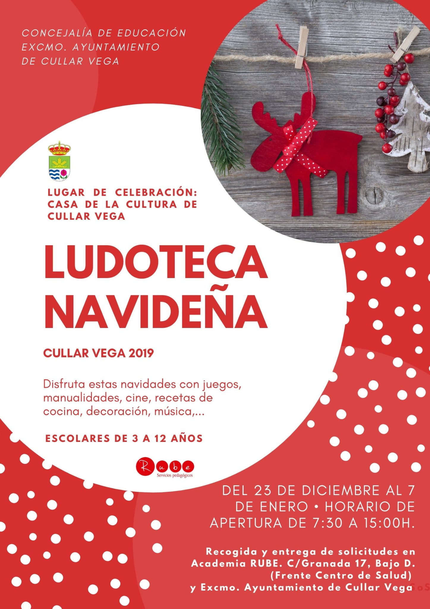 Ludoteca Navideña 2019-2020