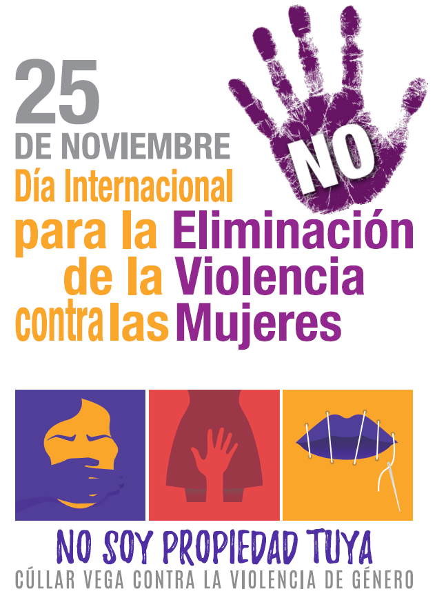 """Actos en torno al 25 de Noviembre """"Día Internacional para la Eliminación de la Violencia contra las Mujeres"""""""