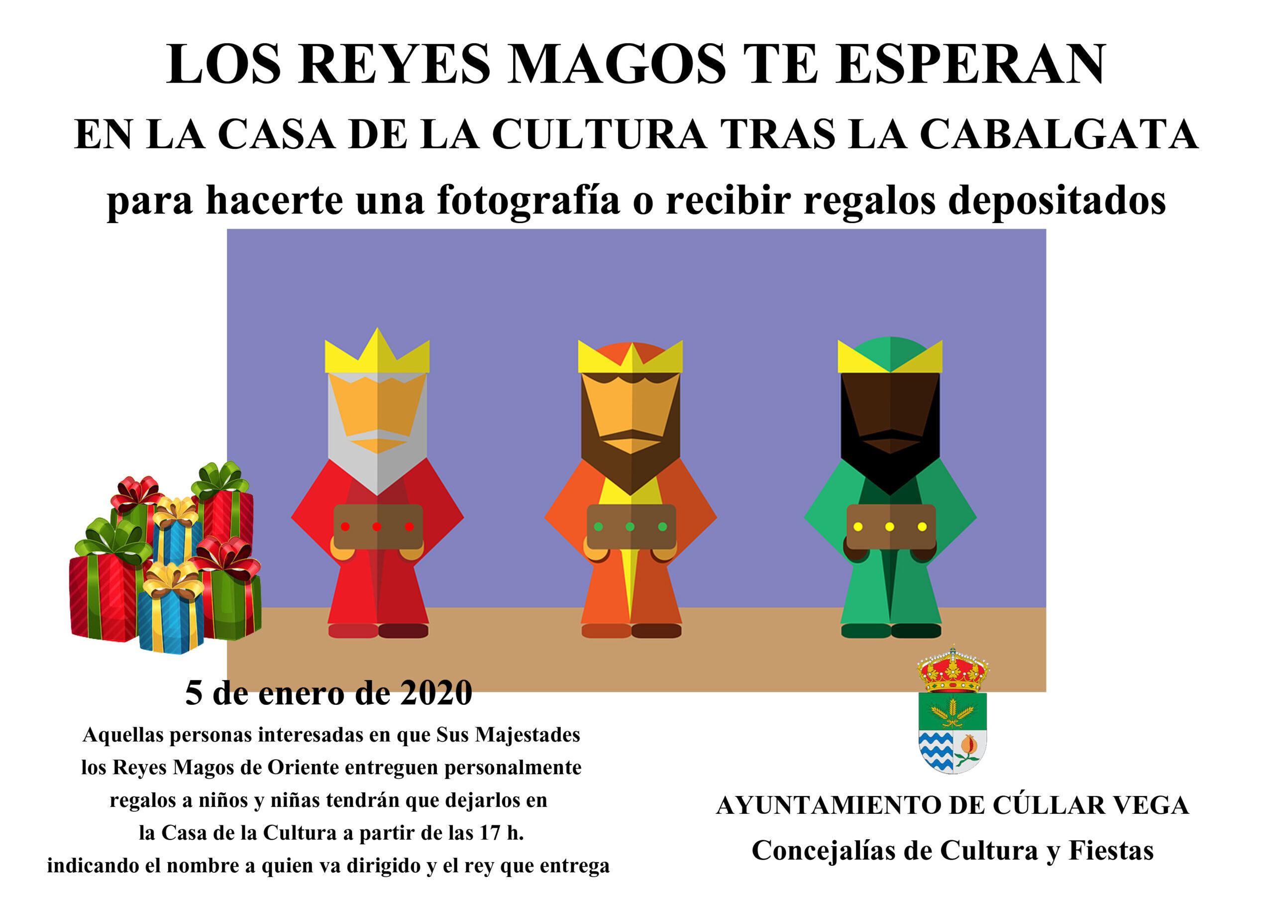 Los Reyes Magos te esperan tras la Cabalgata