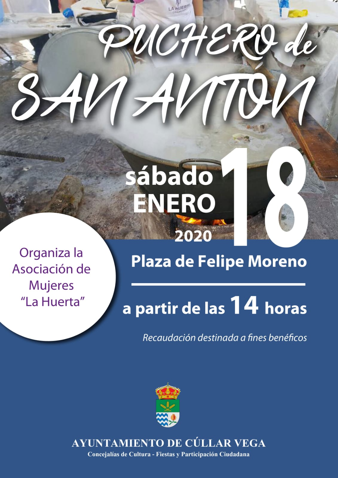 PUCHERO DE SAN ANTÓN 2020