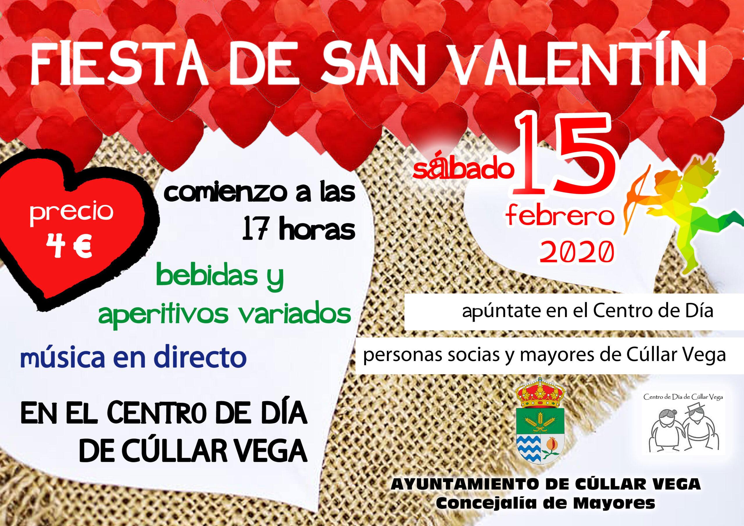 Fiesta de San Valentín 2020