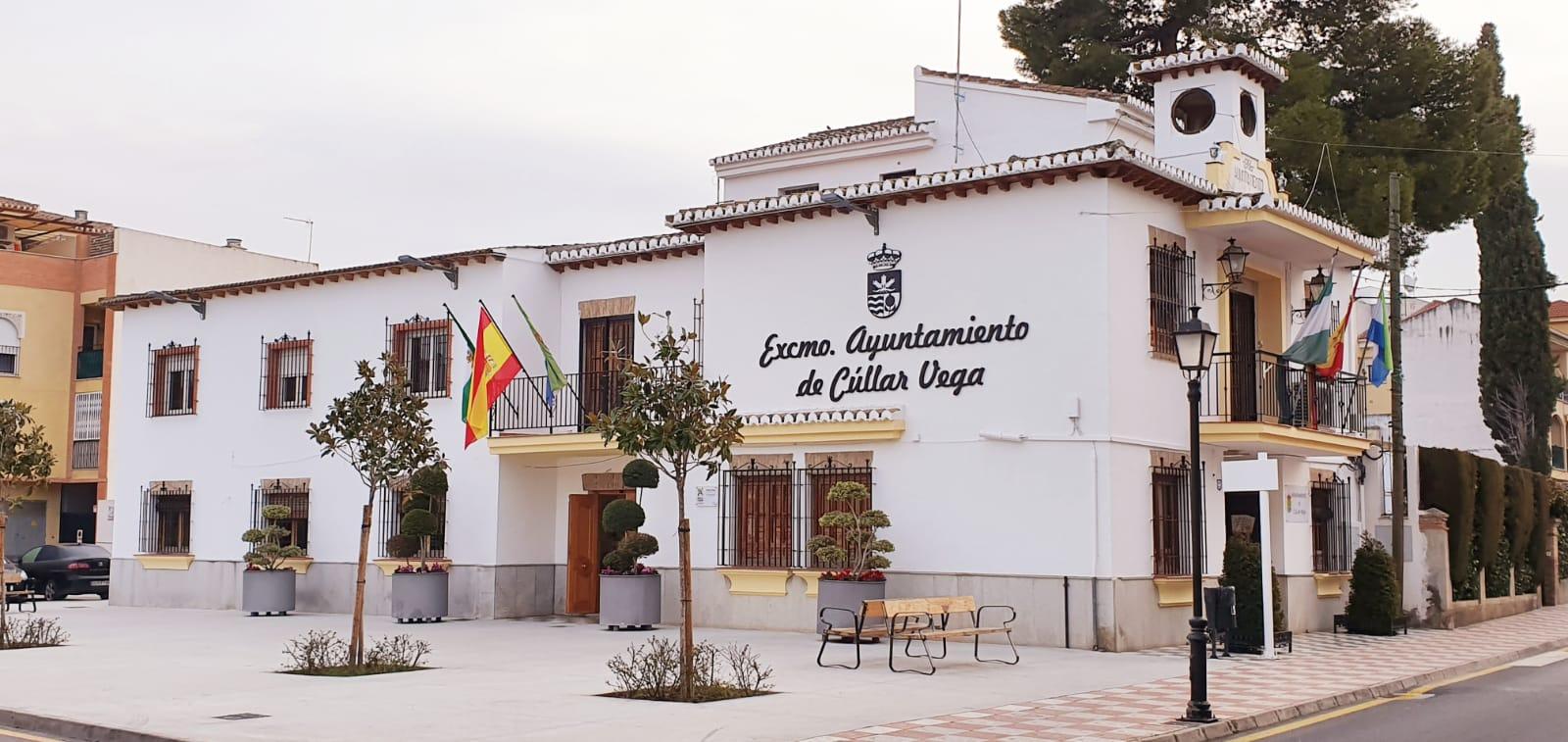 Cúllar Vega culmina la reforma integral de su Ayuntamiento