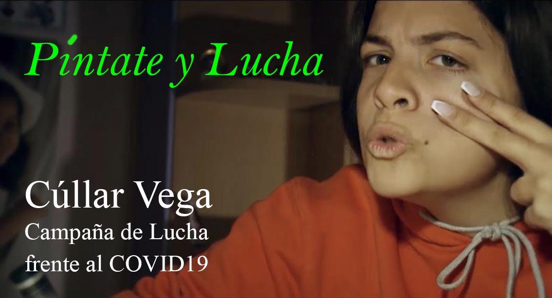 Píntate y Lucha | Campaña de Cúllar Vega frente al Covid19