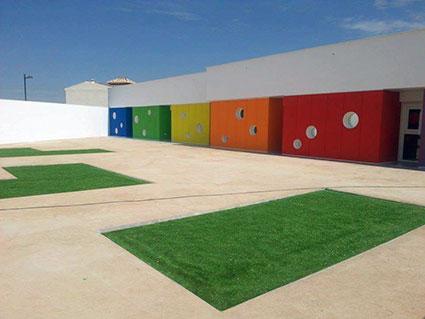 Información para las familias con niños y niñas escolarizados en la Escuela Infantil El Aljibe