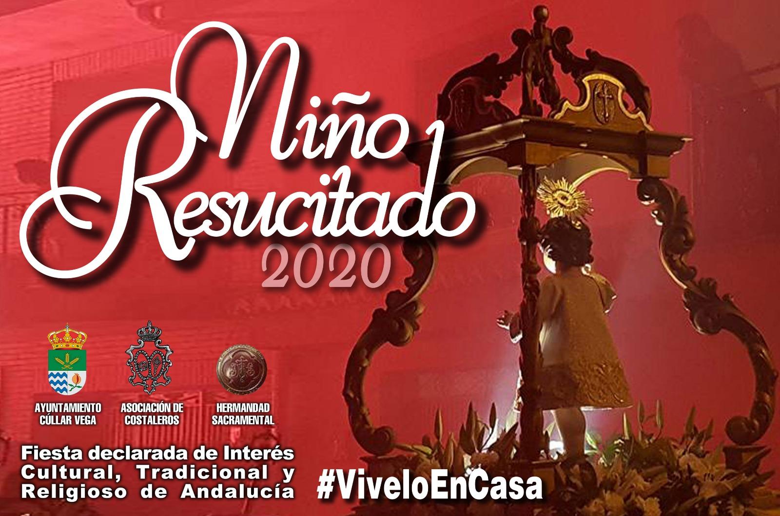Cúllar Vega emitirá una grabación inédita de su 'Procesión de los Petardos' para mantener viva la tradición