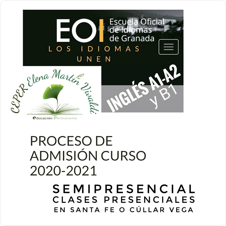 Abierto Plazo de Solicitud de Admisión en la Escuela Oficial de Idiomas