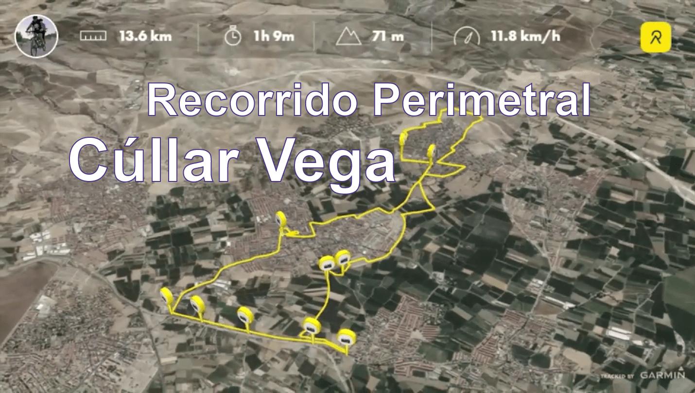 Recorrido Perimetral de Cúllar Vega