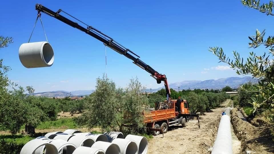 Cúllar Vega acomete obras para minimizar los efectos de las inundaciones en la zona baja de El Ventorrillo