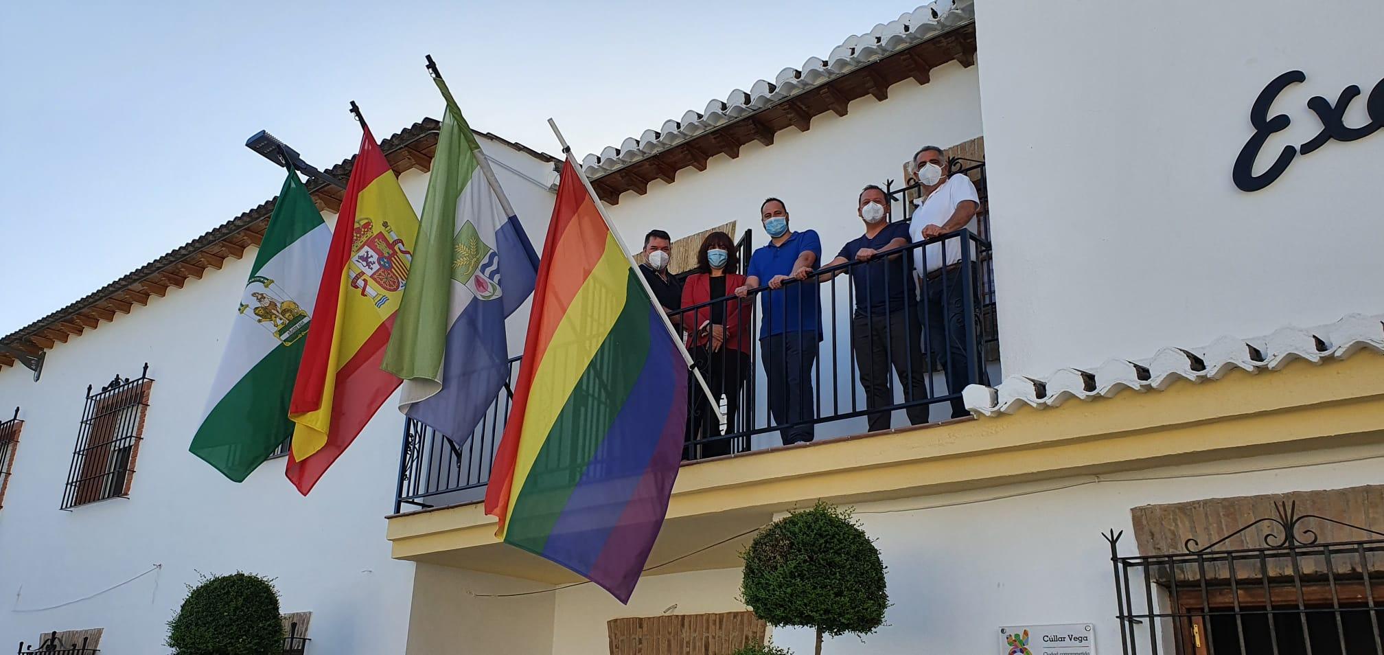 Cúllar Vega aprueba una Declaración Institucional para el Día internacional del orgullo LGTBI