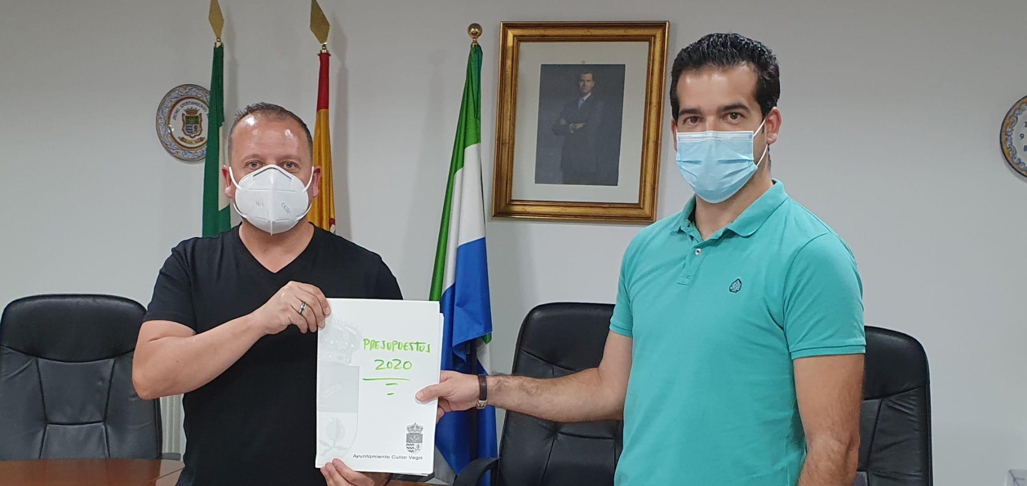 Cúllar Vega aprueba sus presupuestos para 2020, con la recuperación social y económica del municipio 'post COVID-19' como principal objetivo