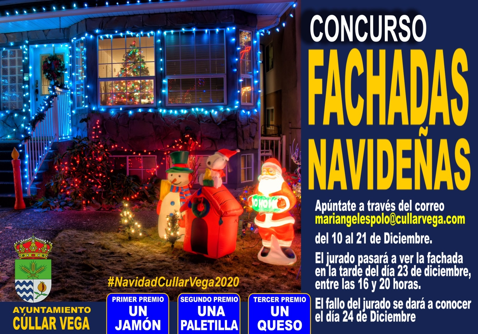 Concurso de fachadas navideñas