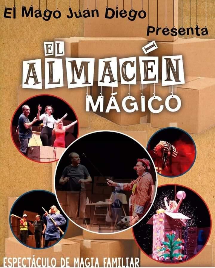 """Teatro """"El Almacén Mágico"""""""
