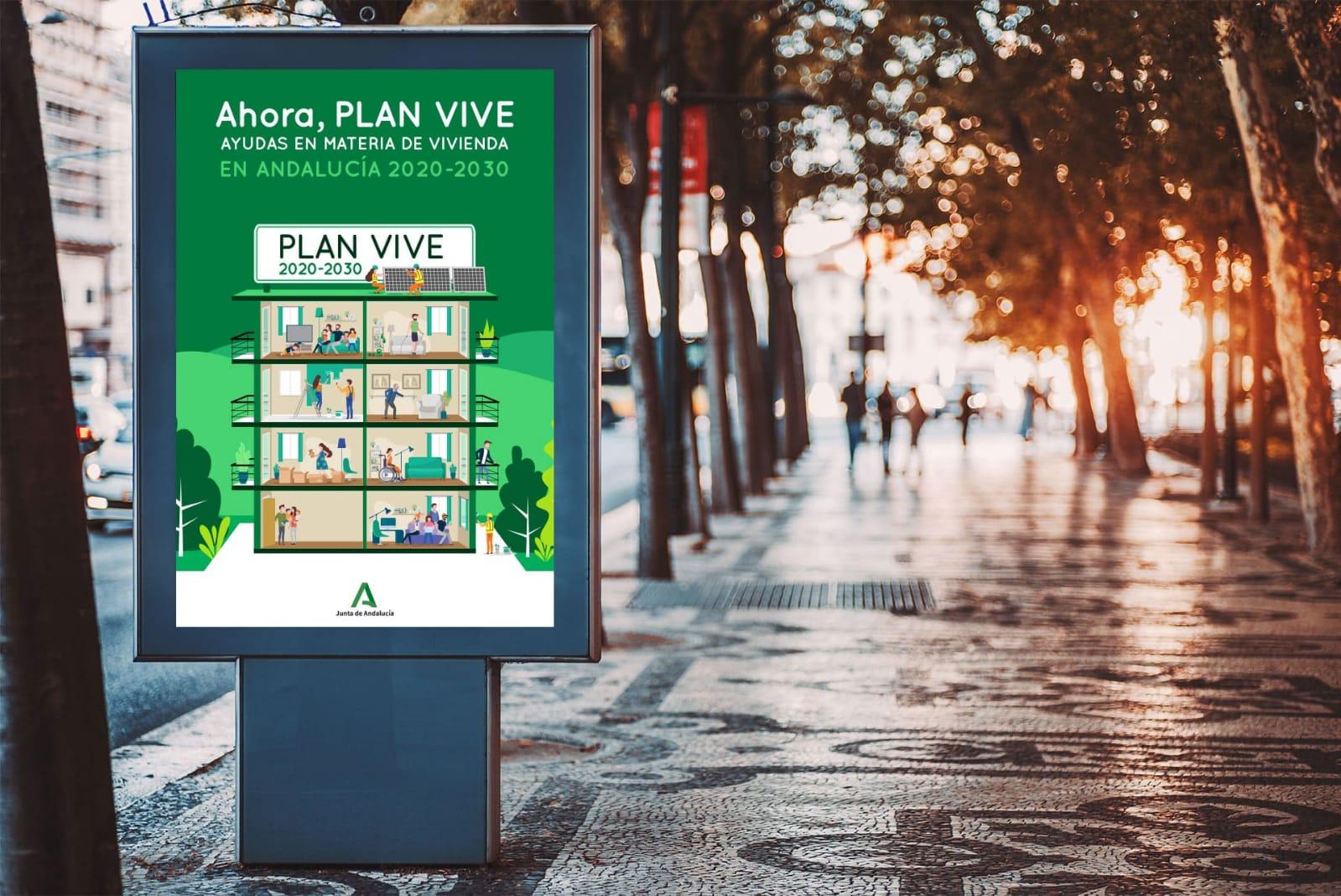 Plan VIVE: subvenciones para mejora de la vivienda