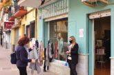 Los comercios de Cúllar Vega sacan su stock a la calle