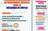 El Ayuntamiento de Cúllar Vega enseña a sus jóvenes habilidades sociales para buscar un empleo
